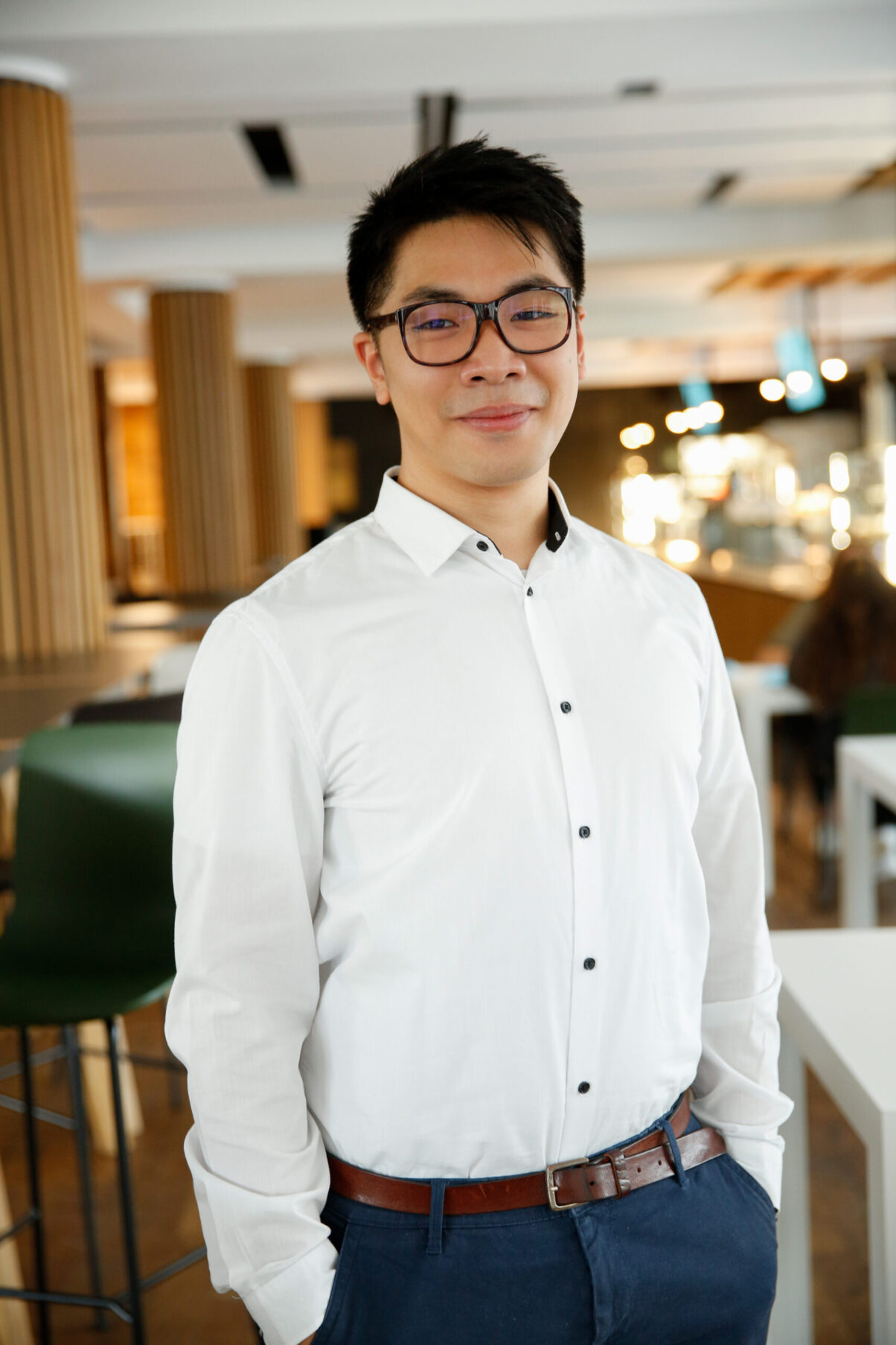 Quoc Hoai Vu - Machine Learning Engineer und Digitale Nomad