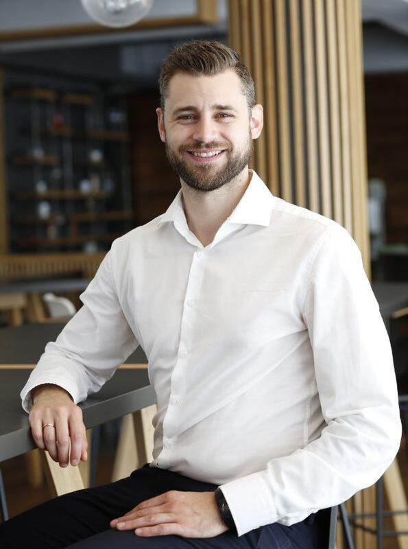 Philipp Köke Business Unit Project Solutions